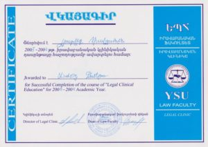 Certificate-for-Legal-Clinical-Education-2003-2004-Lyudvik-Davtyan-1024x727